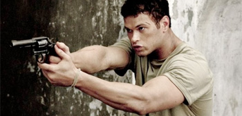 Kellan Lutz Gun Point