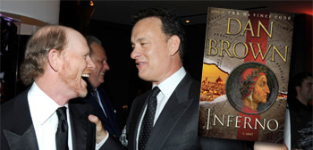 Ron Howard Tom Hanks Inferno