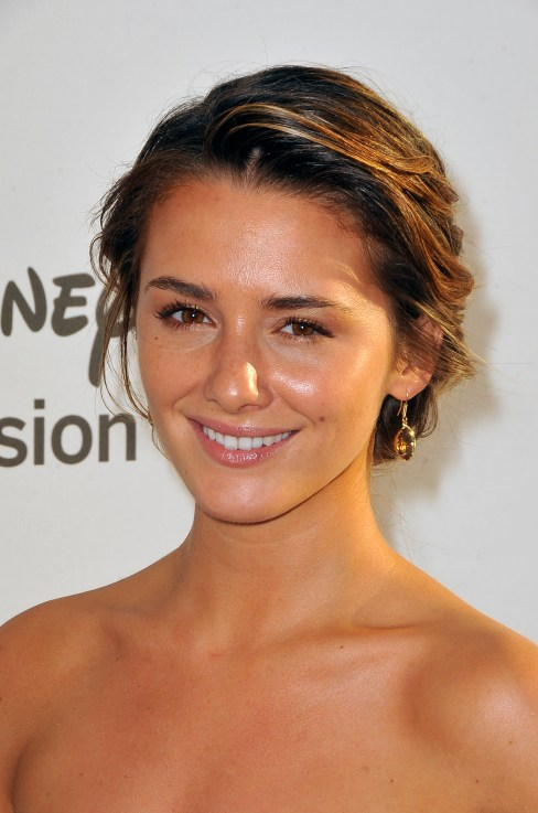 Addison Timlin Disney Upfronts 2012