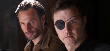 Andrew Lincoln David Morrissey The Walking Dead