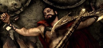 Gerard Butler 300 Rise of an Empire