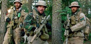 Mark Wahlberg Ben Foster Survivor