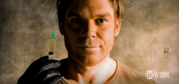 Michael C Hall Dexter