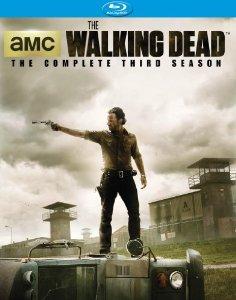 The Walking Dead Season 3 Bluray