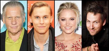 William Forsythe Rhys Wakefield Maika Monroe Ryan O Nan