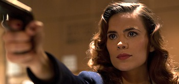 Hayley Atwell Marvel One Shot Agent Carter