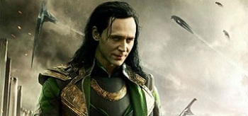 Tom Hiddlestone Thor The Dark World