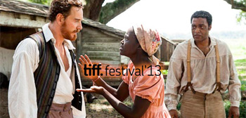 Michael Fassbender Chiwetel Ejiofor 12 Years a Slave