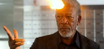 Morgan Freeman Now You See Me