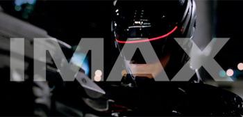 RoboCop IMAX Logo