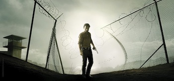 The Walking Dead Season 4 TV show poster
