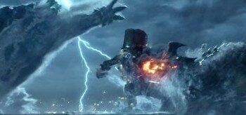 Jaeger Kaiju Pacific Rim
