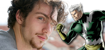Aaron Taylor Johnson Quicklsilver