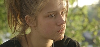 Adele Exarchopoulos Blue is the Warmest Colour