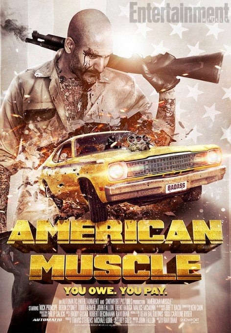 American Muscle Movie Poster