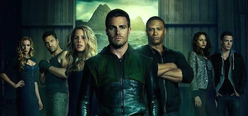 Arrow Season 2 TV Show Poster