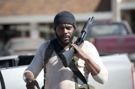 Chad Coleman The Walking Dead 30 Days Without an Accident