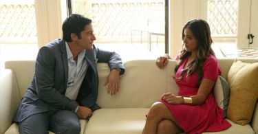 David Conrad Chloe Bennet Agents of Shield The Asset