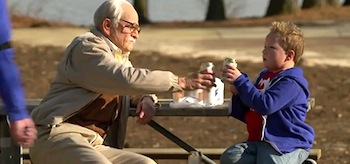 Jackson Nicoll Johnny Knoxville Bad Grandpa