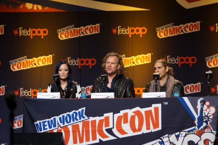 Michael Imperioli Pom Klementieff Mark Protosevich Oldboy New York Comic Con