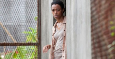 Sonequa Martin-Green The Walking Dead Isolation
