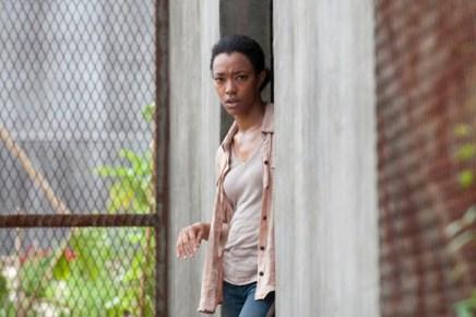 Sonequa Martin-Green The Walking Dead Isolation