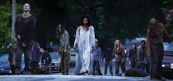 The Walking Dead Mother AMC