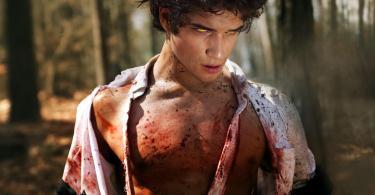 Tyler Posey Teen Wolf
