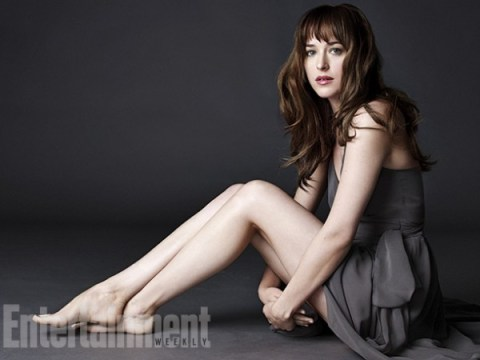 Dakota Johnson Entertainment Weekly Fifty Shades Of Grey