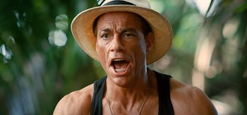 Jean-Claude Van Damme Welcome to the Jungle
