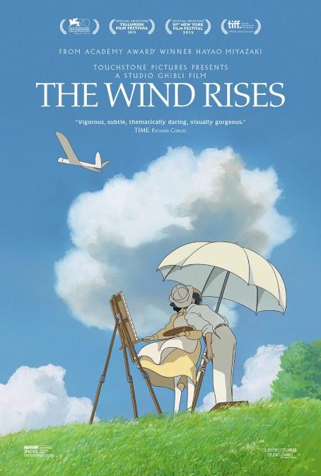 The Wind Rise Kaze tachinu movie poster