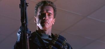 Arnold Schwarzenegger Terminator 2 Judgement Day