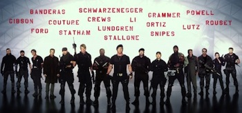 Cast The Expendables 3