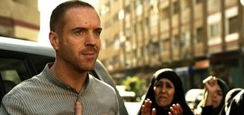 Damian Lewis Homeland Big Man in Tehran