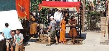 Ellaria Sand Indira Varma Oberyn Martell Pedro Pascal Game of Thrones