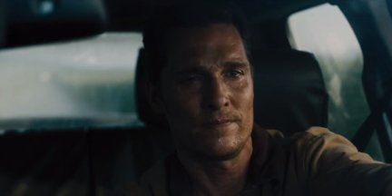 Matthew McConaughey Interstellar