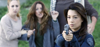 Ming-na Wen Agents of S.H.I.E.L.D.