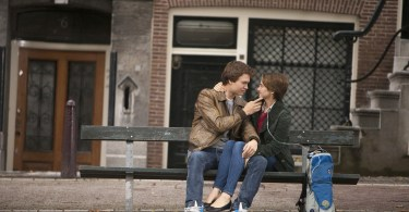 Ansel Elgort Shailene Woodley A Fault In Our Stars