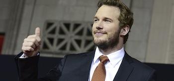 Chris Pratt Suit