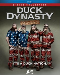 Duck Dynasty Season 4 Bluray