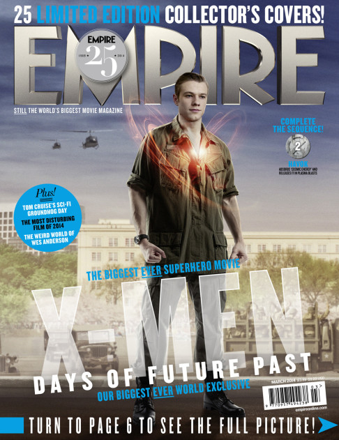X-Men: Days of Future Past Empire cover 02 Havok