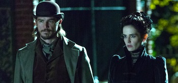 Eva Green Josh Hartnett Penny Dreadful