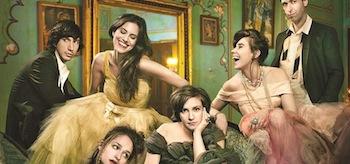 Girls Season 3 TV Show Poster