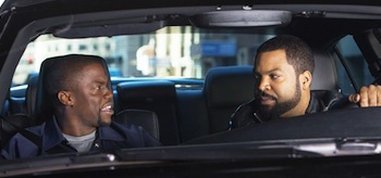 Kevin Hart Ice Cube Ride Along