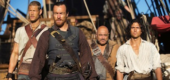 Toby Stephens Black Sails
