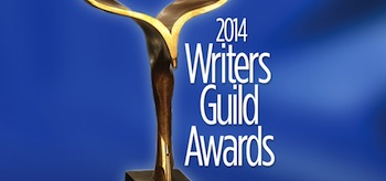 Writers Guild Awards 2014 Logo