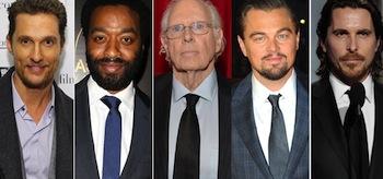 Best Actor Academy Awards