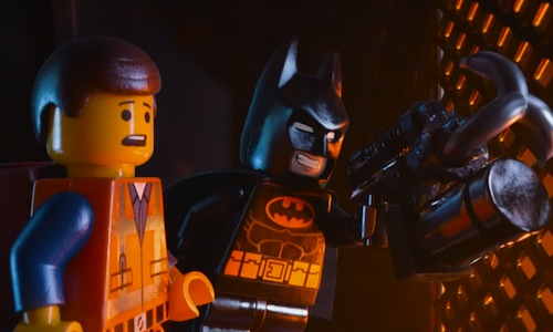 Chris Pratt Will Arnett The Lego Movie