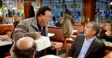 Jerry Seinfeld Wayne Knight Seinfeld Reunion Super Bowl