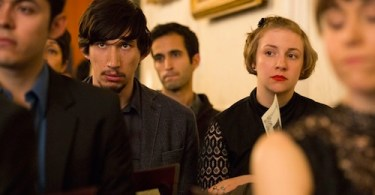 Lena Dunham Adam Driver Girls Only Child